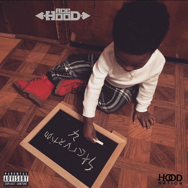 Cover Ace Hood - Starvation 4