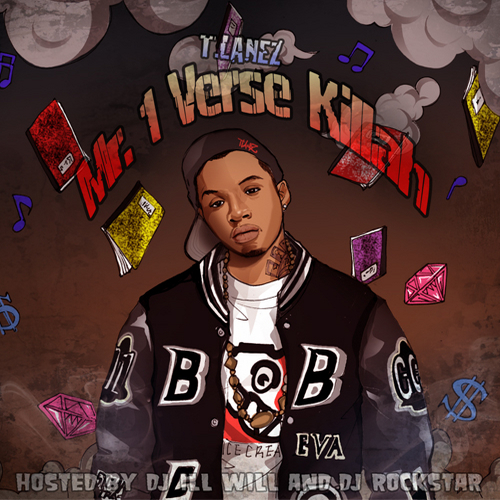Mr. 1 Verse Killah - Tory Lanez | MixtapeMonkey.com