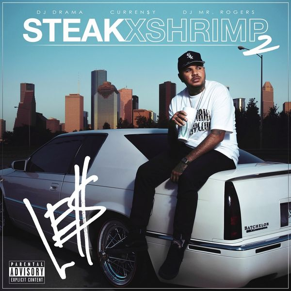 Steak x Shrimp 2 - Le$ | MixtapeMonkey.com