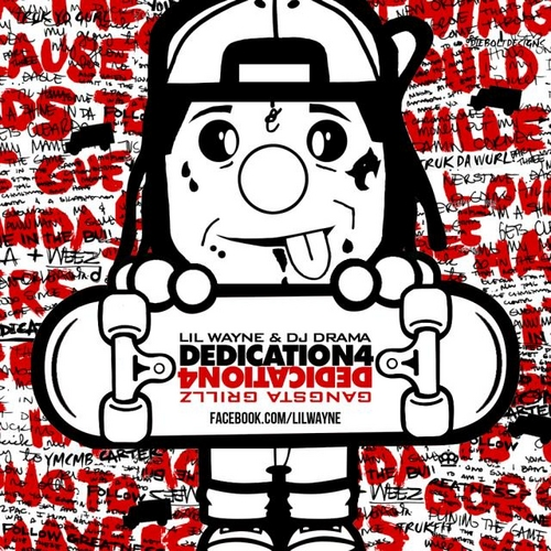 Dedication 4 - Lil Wayne | MixtapeMonkey.com