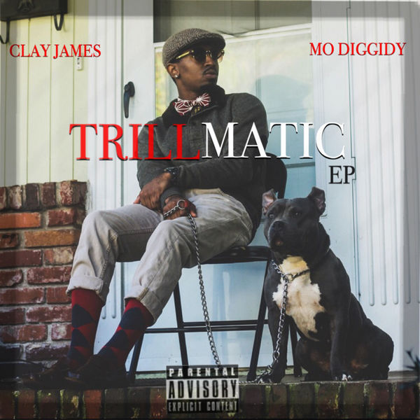 Trillmatic EP - Clay James | MixtapeMonkey.com
