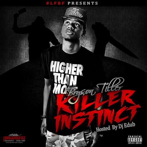 Killer Instinct - Bryson Tiller | MixtapeMonkey.com