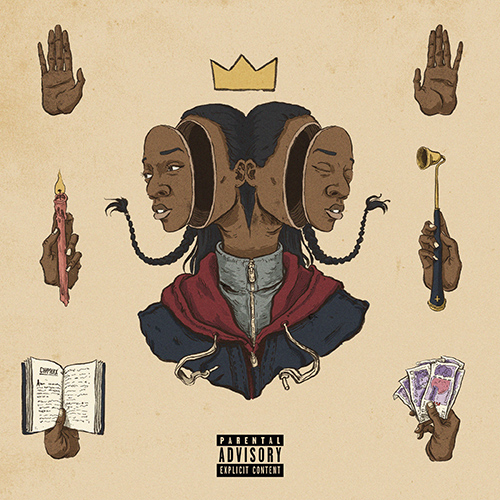 AGE 101: DROP X - Little Simz | MixtapeMonkey.com