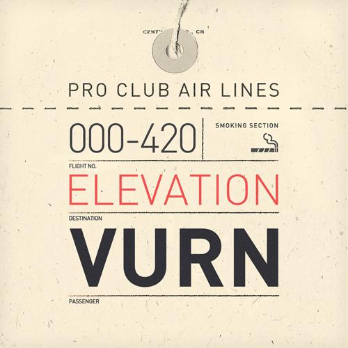 Elevation  - Vurn | MixtapeMonkey.com