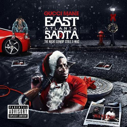 East Atlanta Santa 2 - Gucci Mane | MixtapeMonkey.com