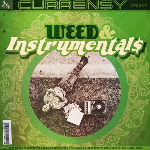 Weed & Instrumentals - Curren$y | MixtapeMonkey.com