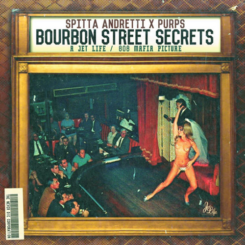 Bourbon Street Secrets - Curren$y & PURPS | MixtapeMonkey.com
