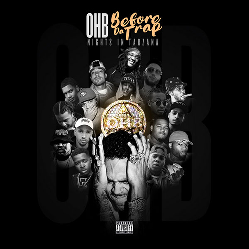 Before The Trap: Nights In Tarzana - Chris Brown & OHB | MixtapeMonkey.com