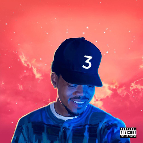 Mixtapemonkey Chance The Rapper Coloring Book
