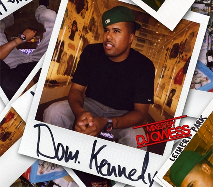 25th Hour - Dom Kennedy  | MixtapeMonkey.com