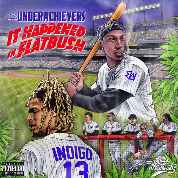 It Happened In Flatbush - The Underachievers | MixtapeMonkey.com