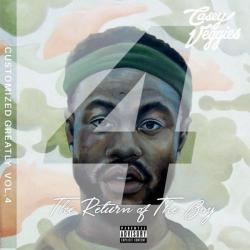 Customized Greatly 4 - Casey Veggies