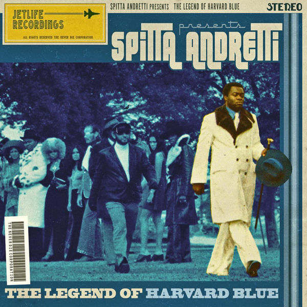 The Legend of Harvard Blue - Curren$y | MixtapeMonkey.com