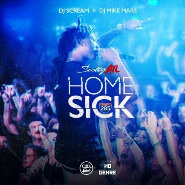 Home Sick - Scotty ATL | MixtapeMonkey.com
