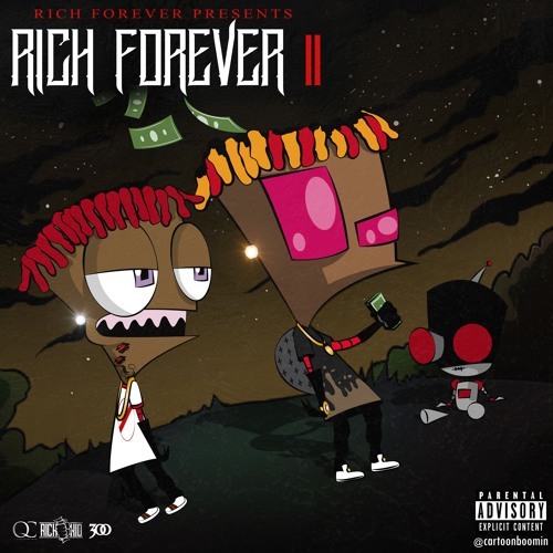 Rich Forever 2 - Rich Forever Music | MixtapeMonkey.com