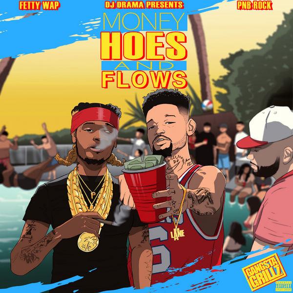 Money, Hoes & Flows - Fetty Wap x PNB Rock | MixtapeMonkey.com