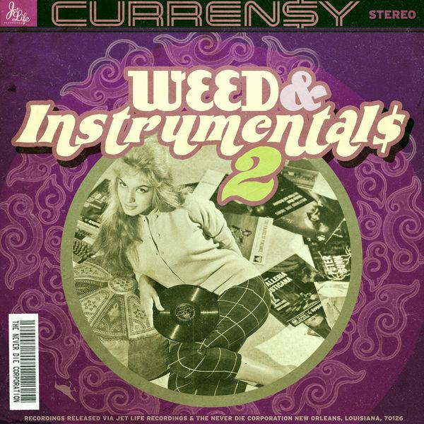 Weed & Instrumentals 2 - Curren$y | MixtapeMonkey.com
