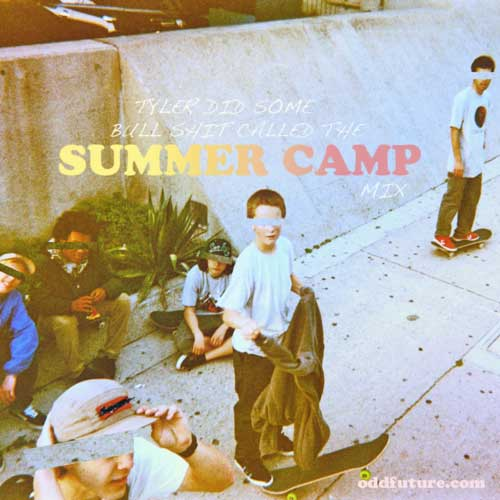 Summer  Camp Mix - Tyler, The Creator | MixtapeMonkey.com