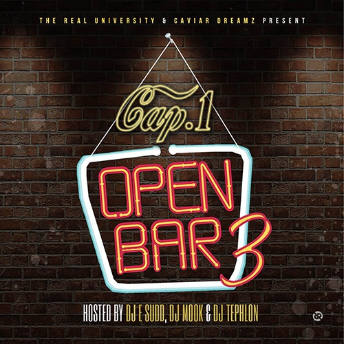 Open Bar 3 - Cap 1 | MixtapeMonkey.com