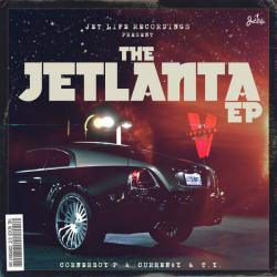 The Jetlanta EP - Curren$y, Corner Boy P & T.Y.