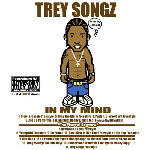 In My Mind - Trey Songz | MixtapeMonkey.com