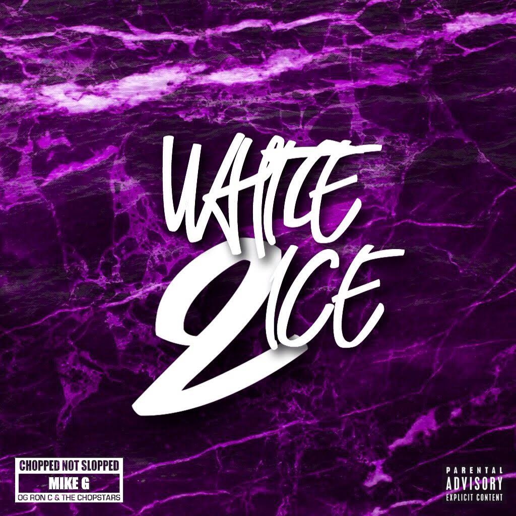 White Ice Vol. 2 [Chopped Not Slopped] - Mike G | MixtapeMonkey.com