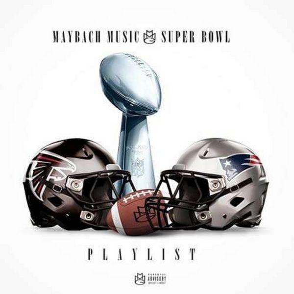 Super Bowl Playlist - MMG | MixtapeMonkey.com