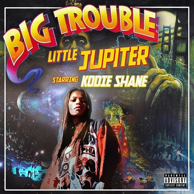 Big Trouble Little Jupiter - Kodie Shane | MixtapeMonkey.com