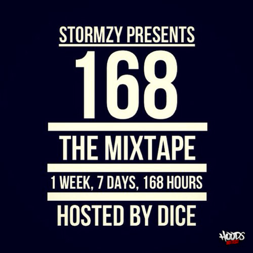 168 The Mixtape - Stormzy | MixtapeMonkey.com