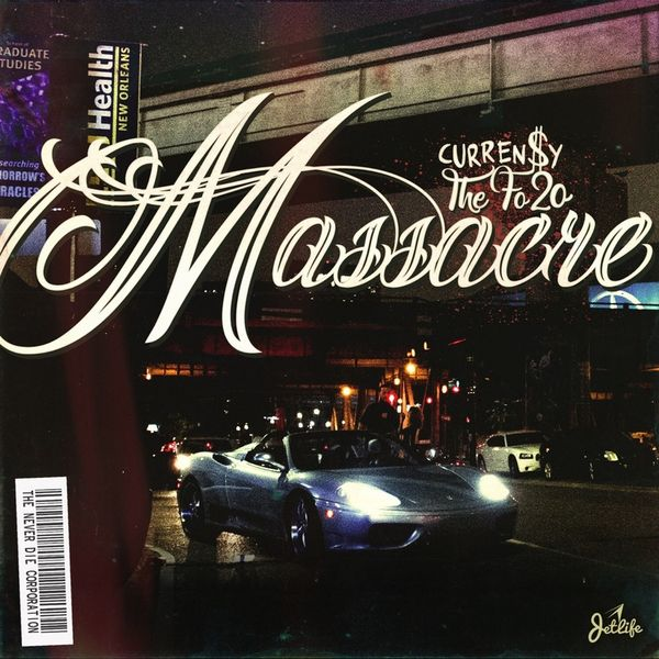 The Fo20 Massacre - Curren$y | MixtapeMonkey.com