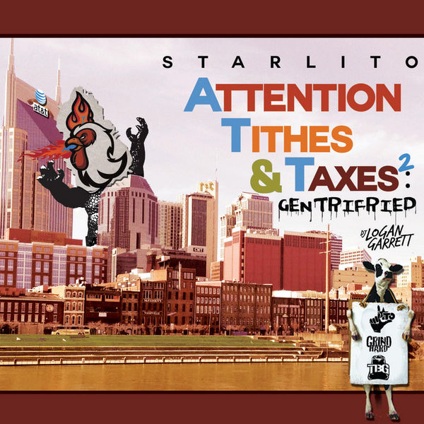 Attention Tithes & Taxes 2 - Starlito | MixtapeMonkey.com