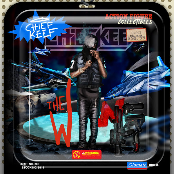 The W - Chief Keef | MixtapeMonkey.com