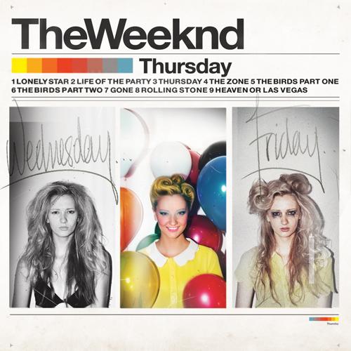 Thursday - The Weeknd | MixtapeMonkey.com