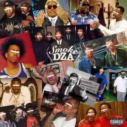Cuz I Felt Like It Again - Smoke DZA