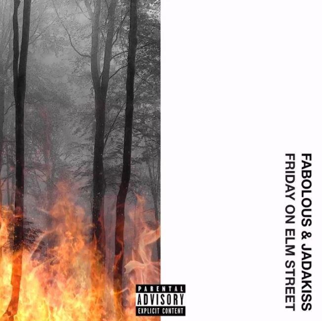 Friday on Elm Street - Fabolous & Jadakiss | MixtapeMonkey.com
