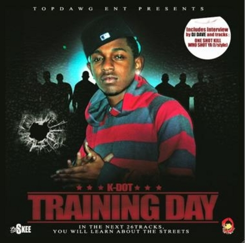 MixtapeMonkey | Kendrick Lamar - Training Day