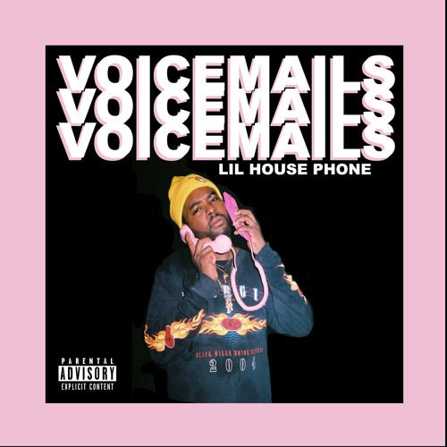 Voicemails - Lil House Phone | MixtapeMonkey.com