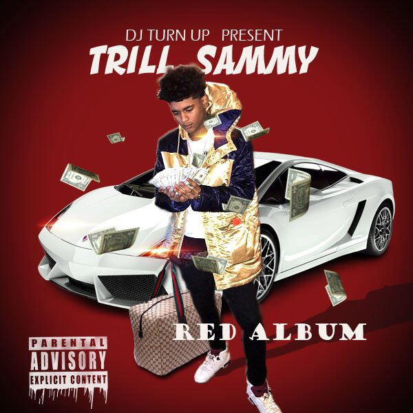 Red Album - Trill Sammy | MixtapeMonkey.com