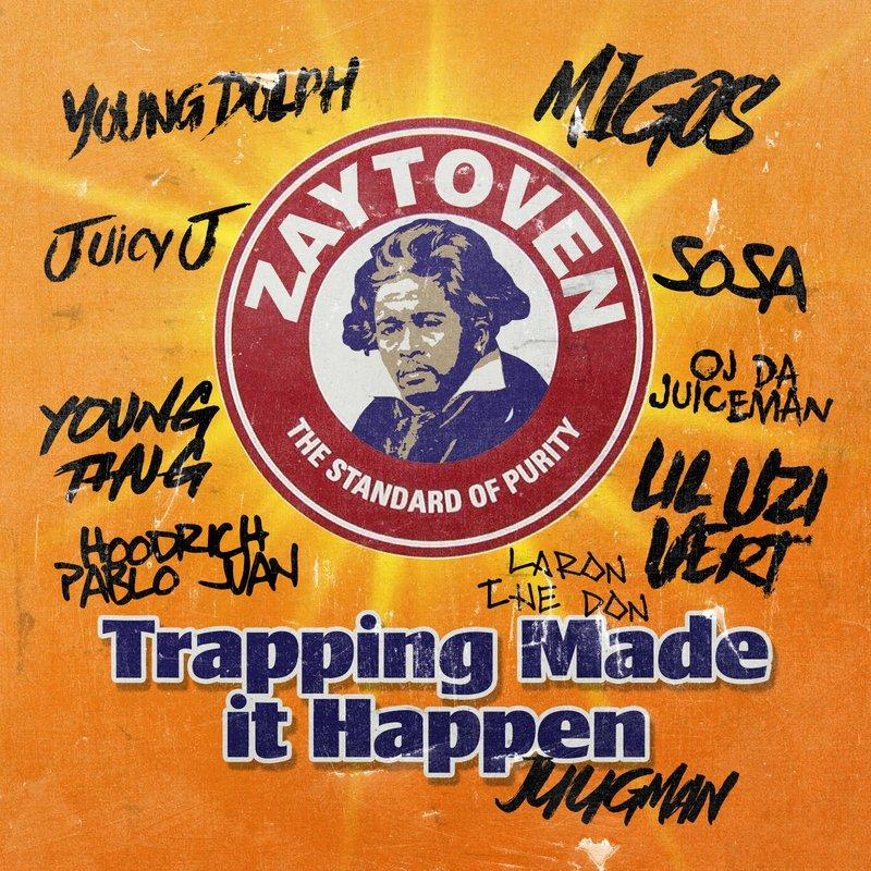 Trapping Made It Happen - Zaytoven | MixtapeMonkey.com
