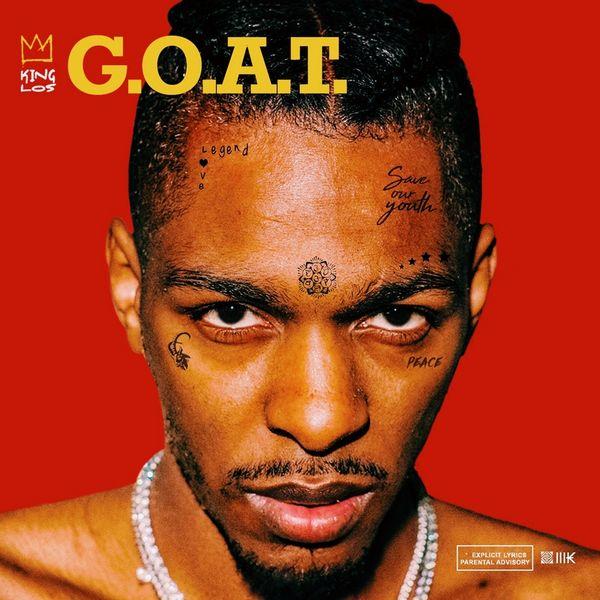 MixtapeMonkey | King Los - G O A T