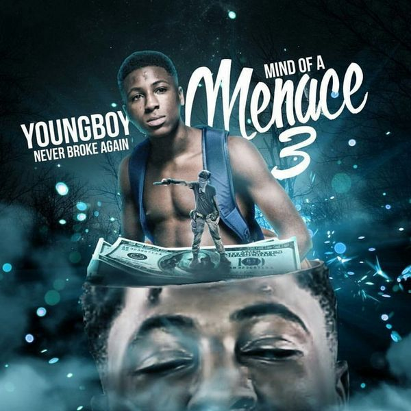Mind of a Menace 3 - NBA Youngboy | MixtapeMonkey.com