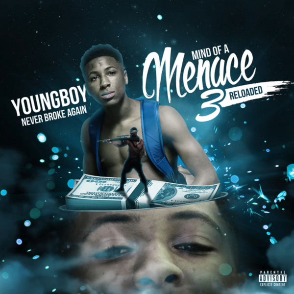 Mind of a Menace 3: Reloaded - NBA Youngboy | MixtapeMonkey.com