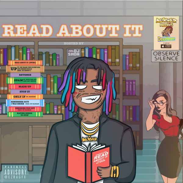 Read About It - Famous Dex | MixtapeMonkey.com