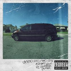 good kid, m.A.A.d city - Kendrick Lamar