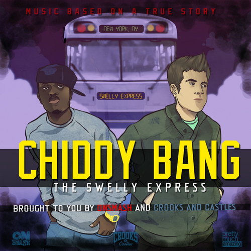 The Swelly Express - Chiddy Bang | MixtapeMonkey.com