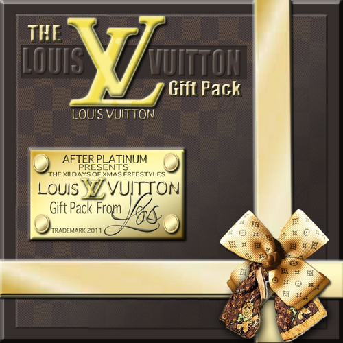 The Louis Vuitton Gift Pack - King Los | MixtapeMonkey.com