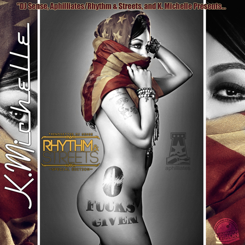 0 Fucks Given - K. Michelle | MixtapeMonkey.com