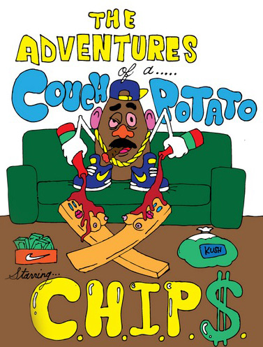 Couch Potato - Chip$ | MixtapeMonkey.com