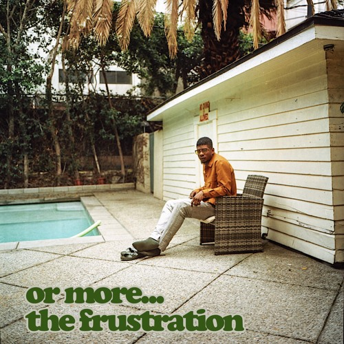 or more; the frustration - Mick Jenkins | MixtapeMonkey.com