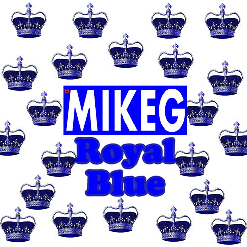 Royal Blue - Mike G | MixtapeMonkey.com